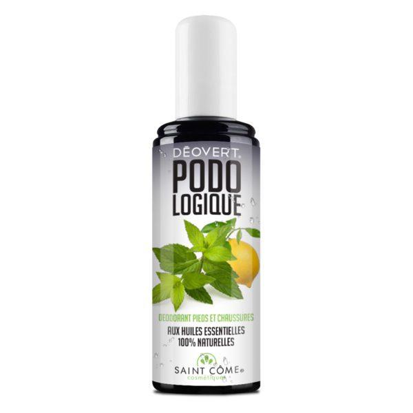 Deodorant naturel pieds et chaussures Aromaspray