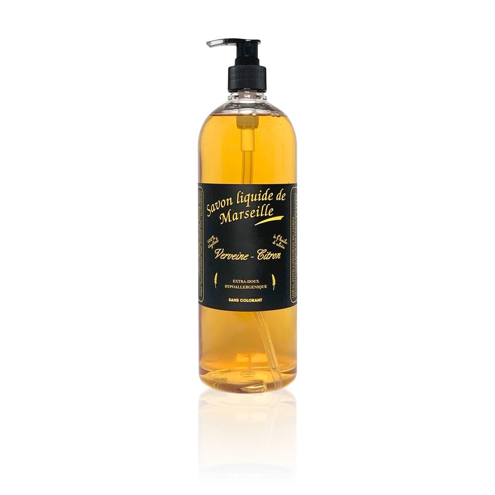 aquaromat-savon_marseille_premium_1L parfum verveine-citron