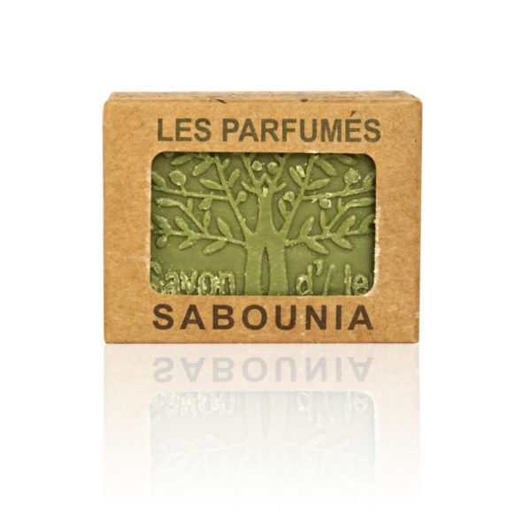 Savon parfumé Sabounia laurier